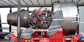 Jet Engine Transport